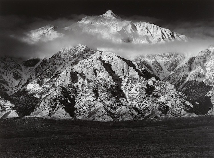 Sanatçı ve fotoğrafçının anlayışında bir manzara nedir