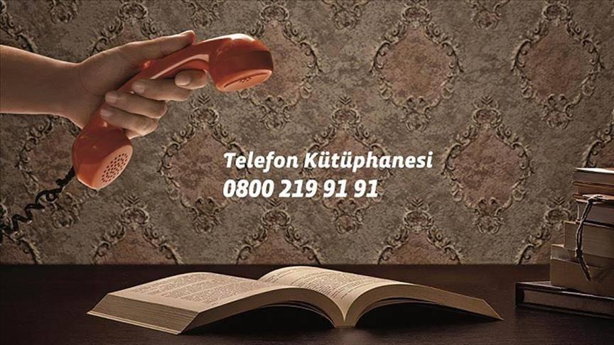 telefon kütüphanesi